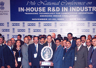 National R&D Award 2005