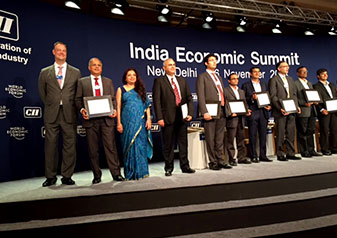 Global Growth Company Award 2014