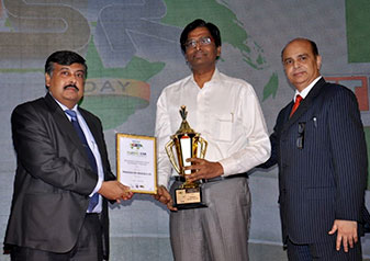 Global Business Excellence Award 2013