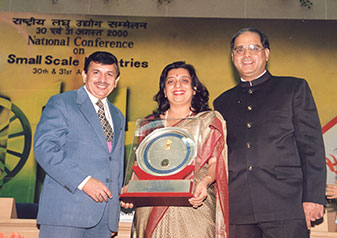National Quality Award 2000