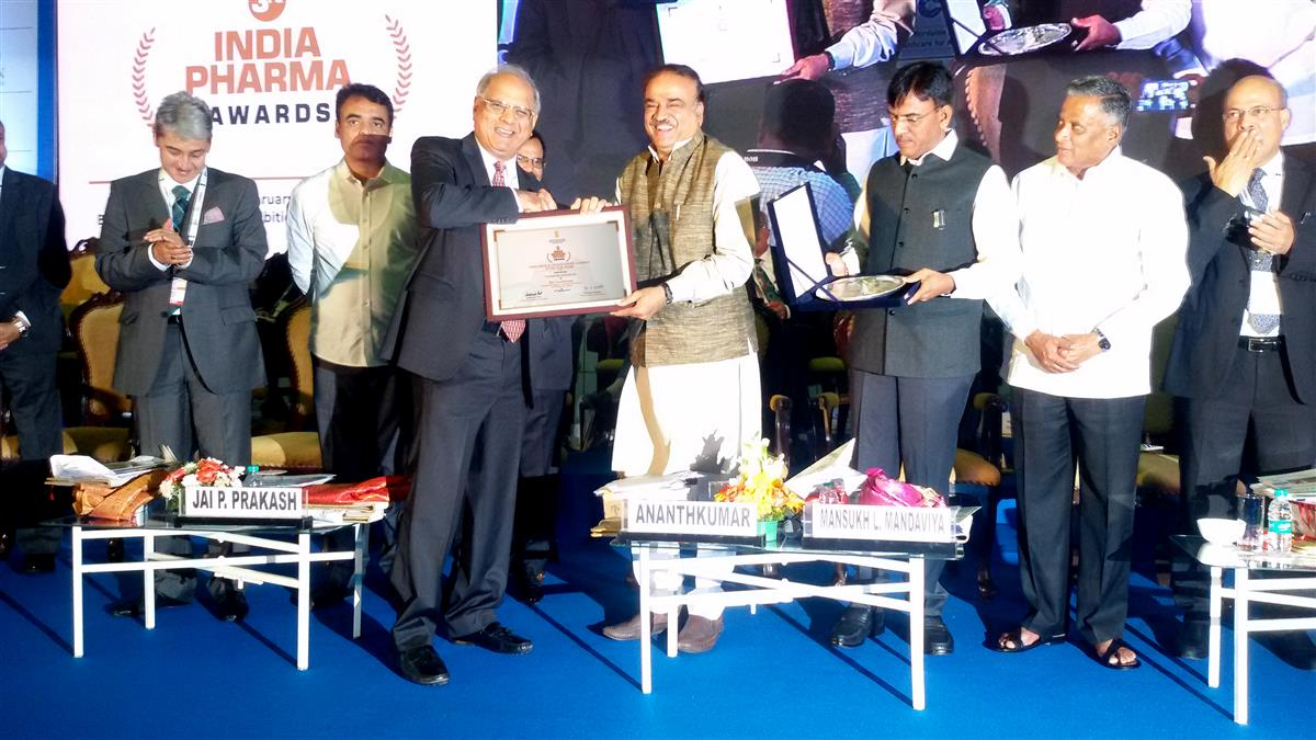 India Medical Devices Export Company of the Year Award 2018
